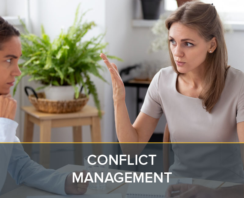 Conflict Management - pelotonRPM Simulations