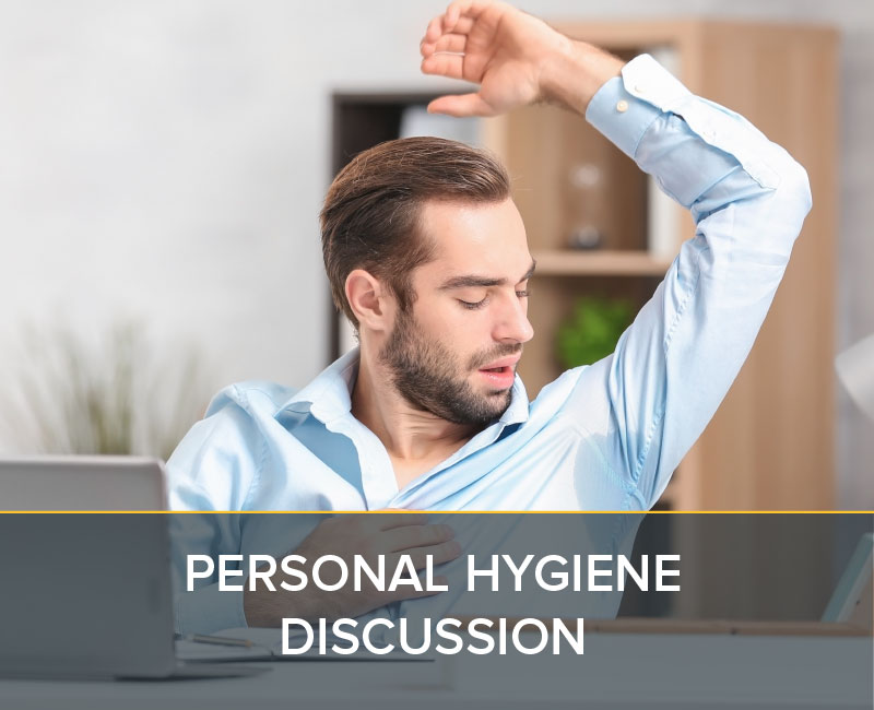 Personal Hygiene Discussion - pelotonRPM Simulations