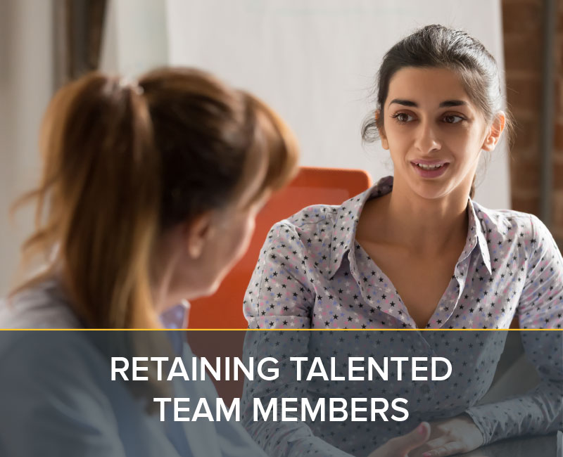 Retaining Talented Team Members - pelotonRPM Simulations