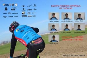 GP Cuéllar Pizzería Española