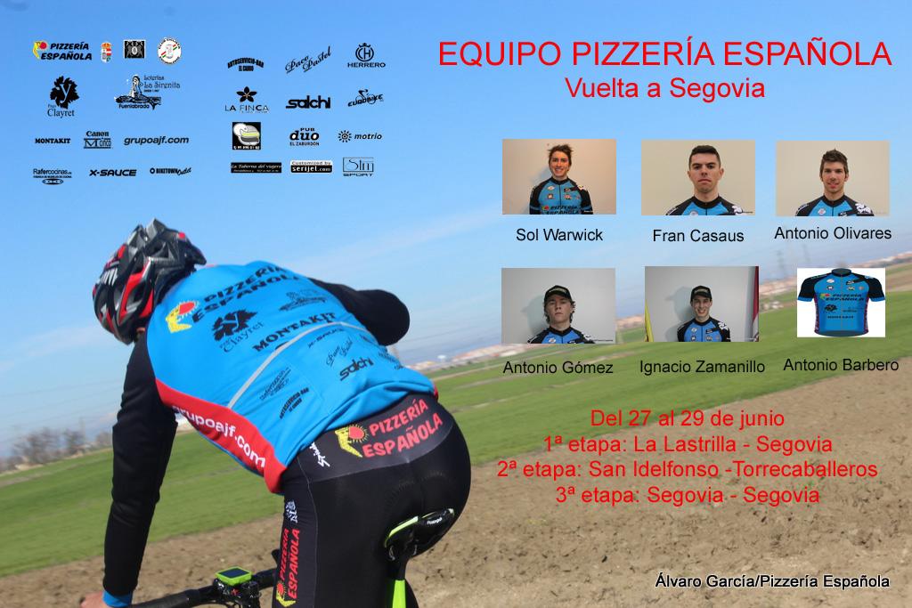 Vuelta Segovia Pizzería Española
