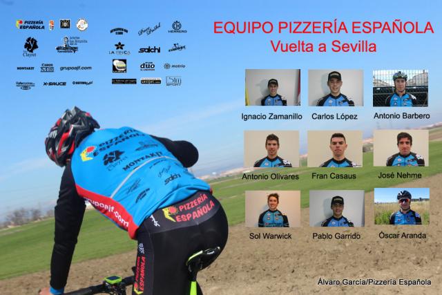 Vuelta Sevilla Pizzería Española