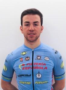 Cristian González López - Equipo Ciclista SUB23 Pizzería Española Sporting Pursuits