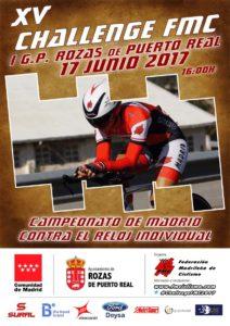Cartel Campeonato Madrid CRI Rozas Puerto Real