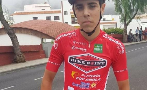 Sergio Ramos Los Silos Pelotón Tenerife