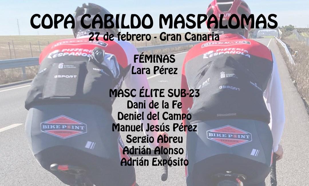 Maspalomas Copa Cabildo