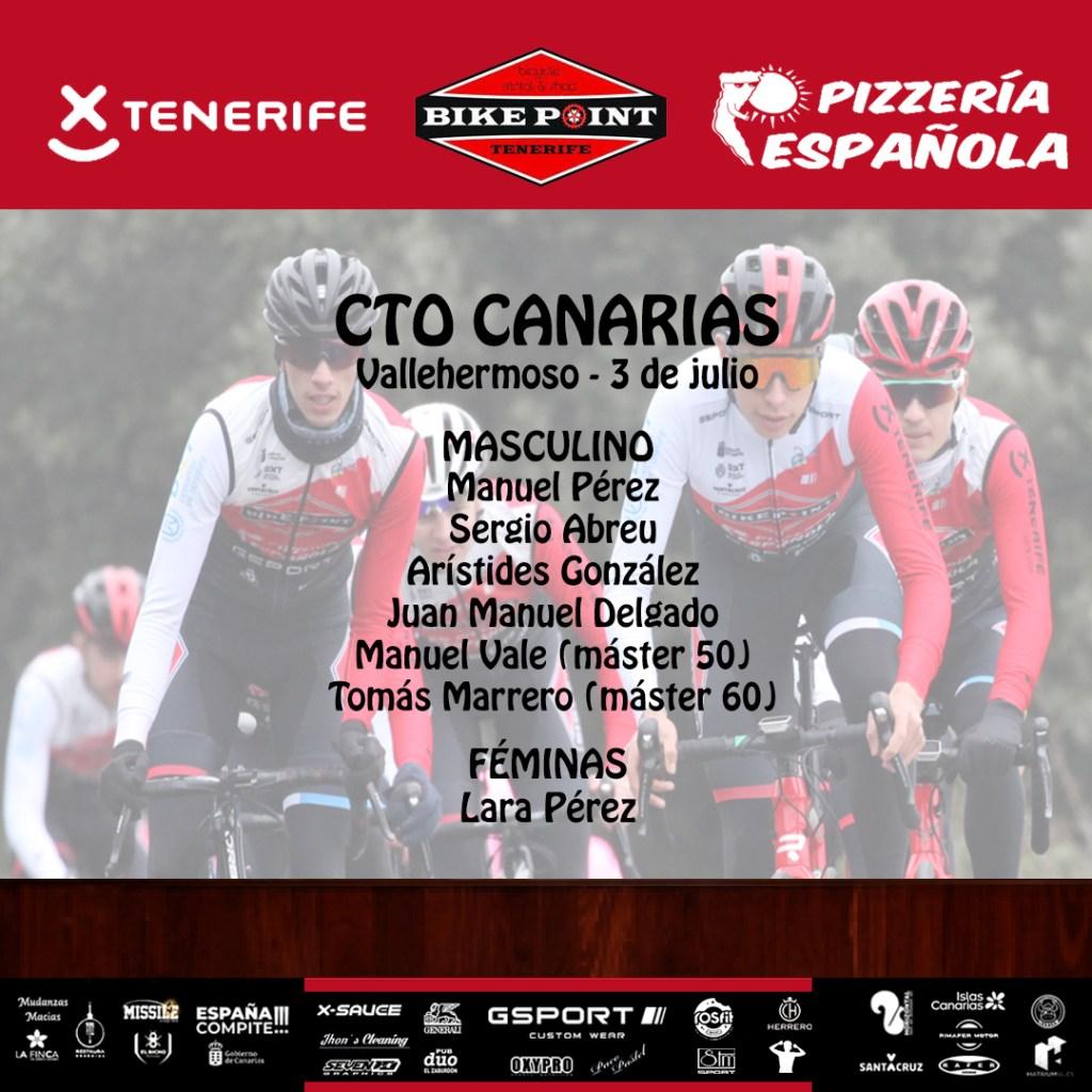 Campeonato de Canarias Tenerife