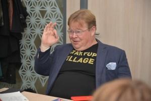 Pekka Viljakainen Skolkovossa