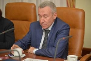 Andrei Klimov, Venäjän federaationeuvoston jäsen