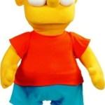 Peluche de Bart  Simpson gigante