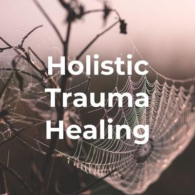 holistic trauma healing podcast logo