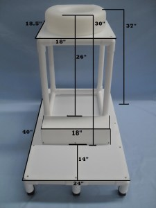 Defocogram Chair