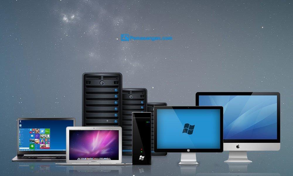 Pengadaan Komputer server