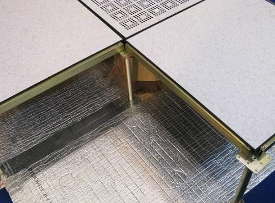 Jasa pemasangan Raised Floor Profesional