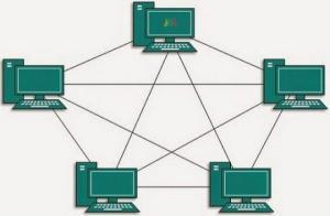 Jenis-jenis Jaringan Komputer Berdasarkan Area, Topologi dan Fungsinya