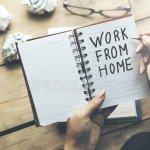 cara bekerja dari rumah