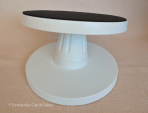 Revolving Cake Decorating Stand