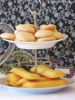 Tea Pastries {Pastas de Té}