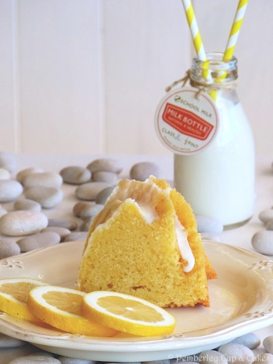 Lemon Bundt Cake {Bizcocho de Limón}