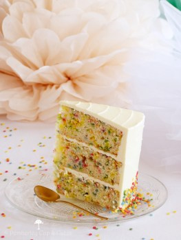 Funfetti Cake (Tarta Arcoiris)