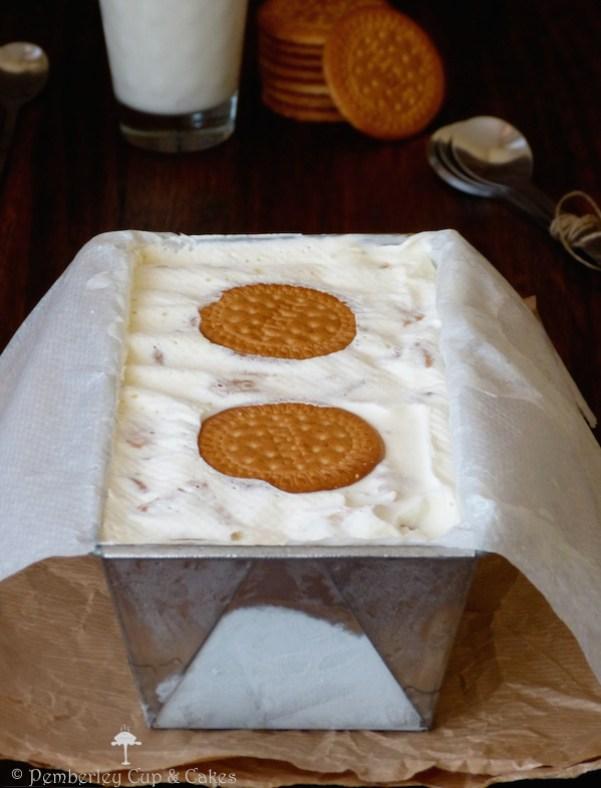 Helado de Leche con Galletas María {Milk & Cookies Ice Cream}
