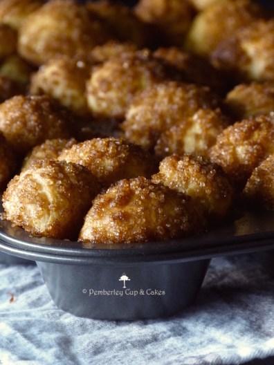 Monkey Bread Muffins
