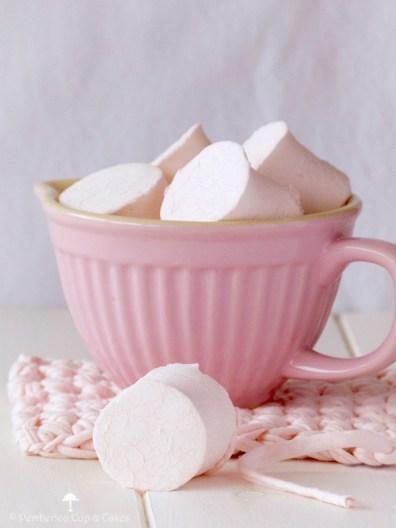 Marshmallows (malvaviscos o nubes)