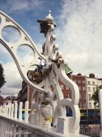 Ha'penny Bridge - Dublin