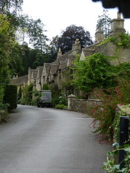 Castle Combe, Wiltshire, Cotswolds