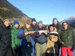 Fun Winter Things Whistler Canada Ice Fishing