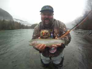 Lower Lillooet River - BC Fishing Reports