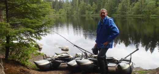 Mosquito Lake fishing