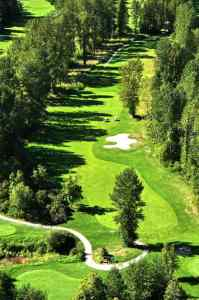 Golf Course in Pemberton BC