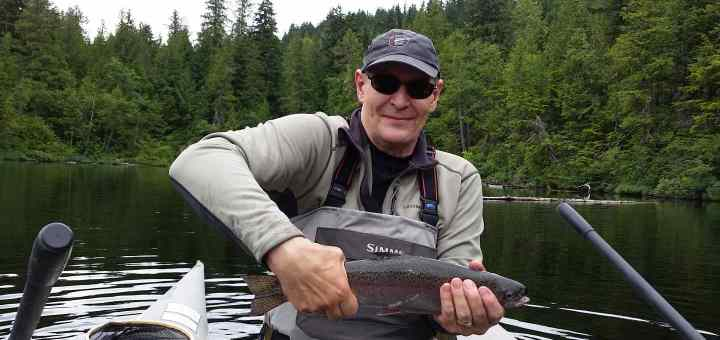 Mosquito Lake Rainbow Trout