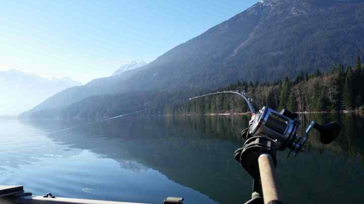 Fishing BC Provincial Parks
