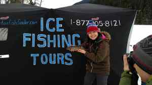 Best Ice fishing tours in Canada