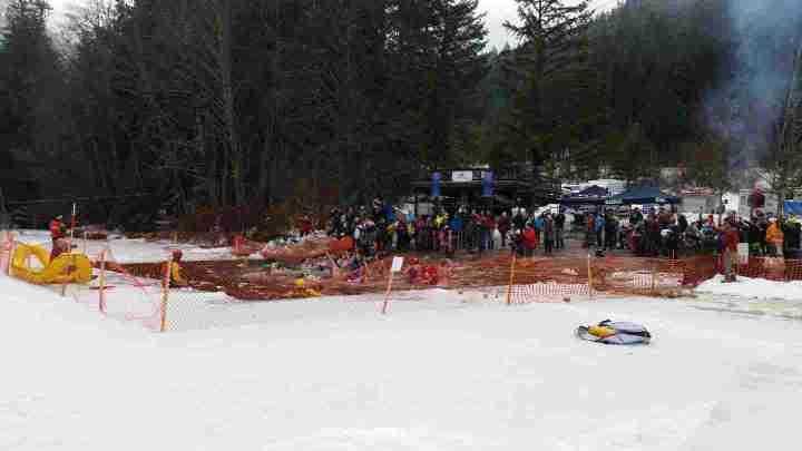 Pemberton Winterfest Polar Bear Plunge