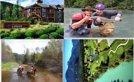 Pemberton Fish Finder's 2015 Adventure Package Giveaway Valued Over $2000.