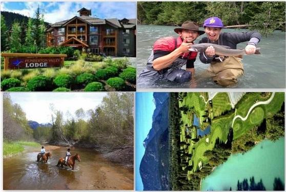 Pemberton Fish Finder's 2015 Adventure Package Giveaway Valued Over $2000.