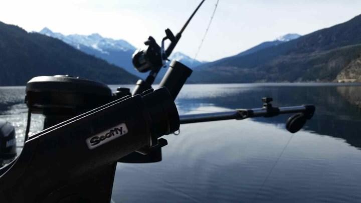 Scotty fishing equipment