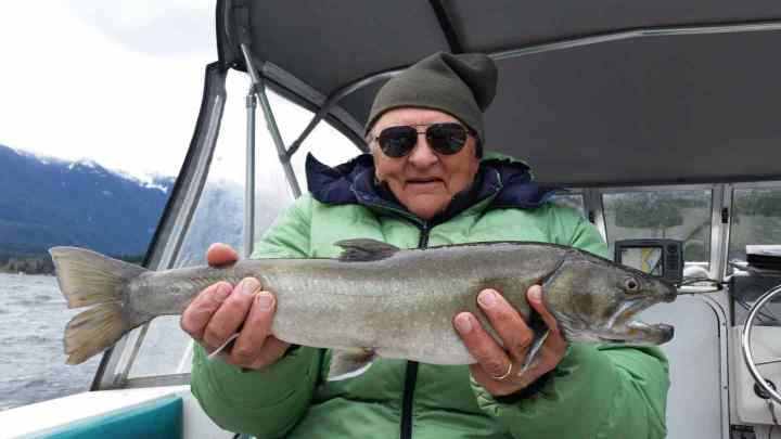 Bull Trout fishing in BC
