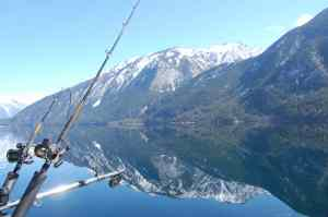 Trolling and Boat Fishing Tours in Pemberton BC Canada