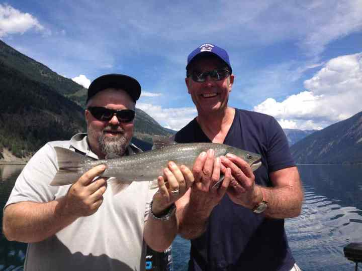Fishing for Bull Trout in BC