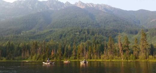 Whistler fishing tours