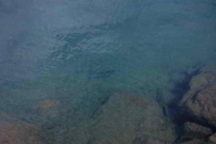 Heli fishing an alpine lake in BC