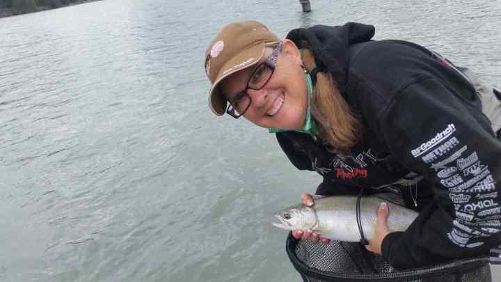 Pink Salmon fishing trips