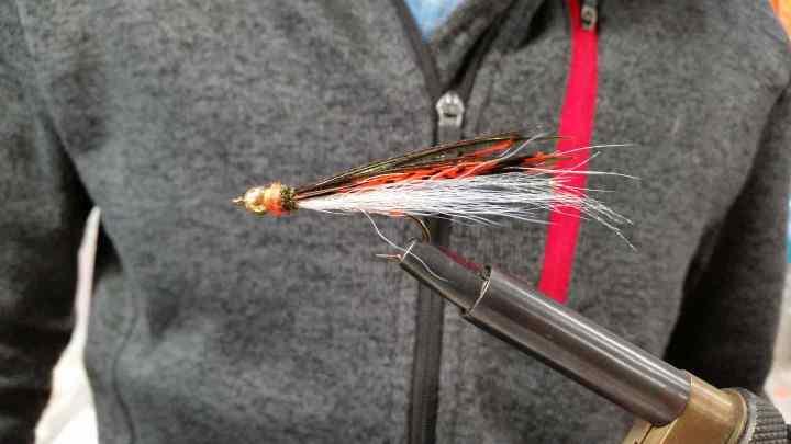 Chum Salmon Fly Pattern