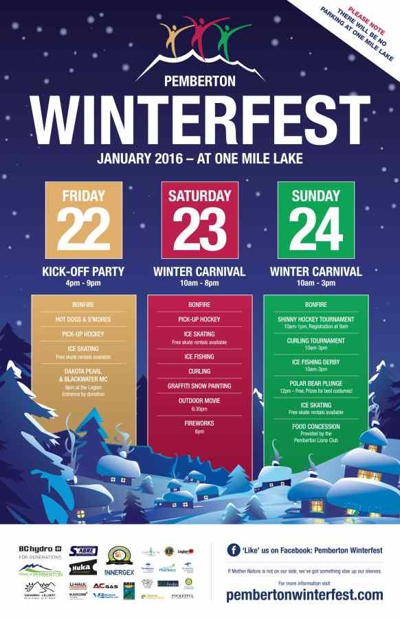 2016 Pemberton Winterfest