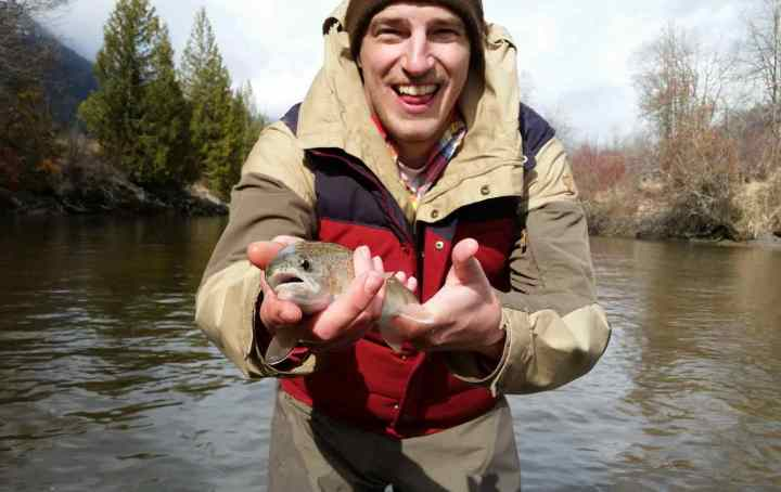 BC Fly fishing tours