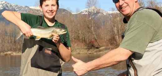 BC fishing reports